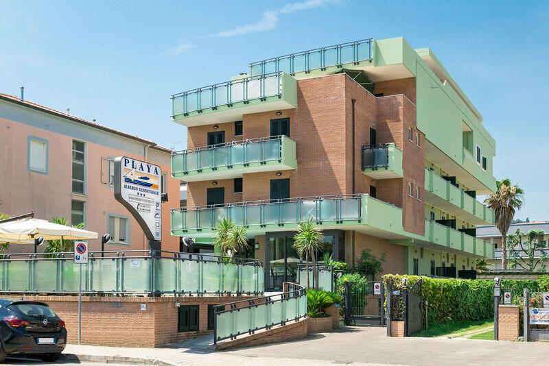 Апарт-отель Residence Playa