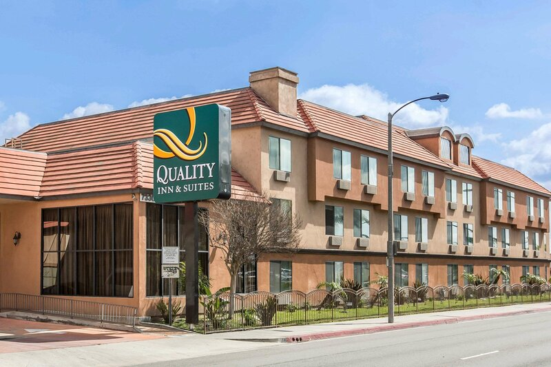 Quality Inn & Suites Bell Gardens-Los Angeles