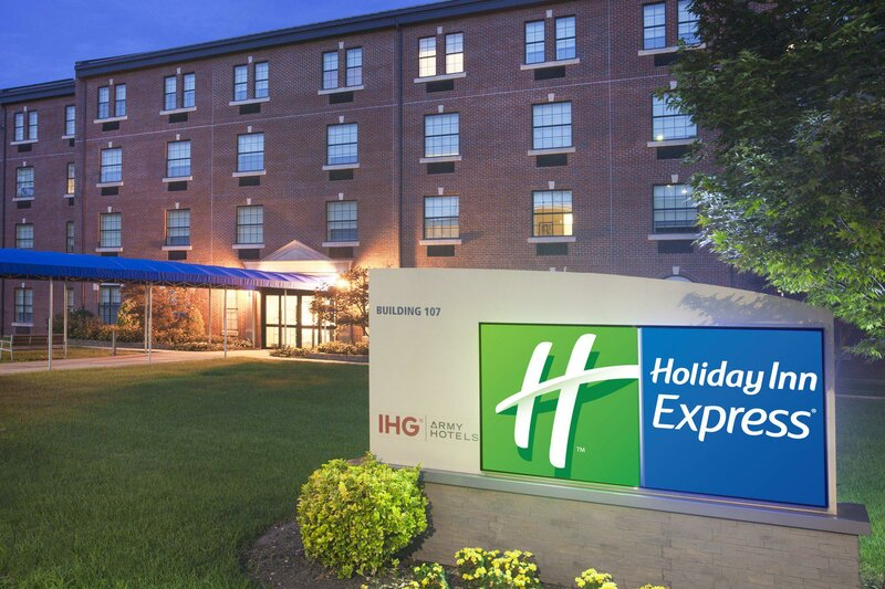 Holiday Inn Express In Building 107 On Fort Hamilton