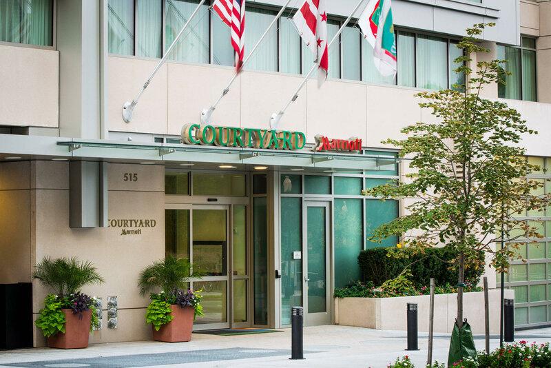 Courtyard by Marriott Washington, Dc/Foggy Bottom