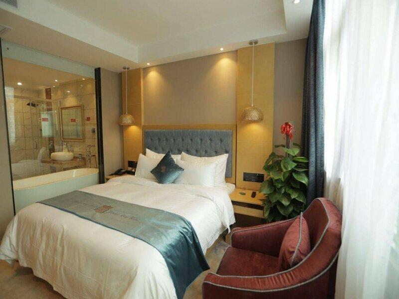 Janeys City Hotel Huaqiangbei Branch
