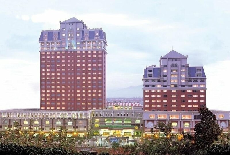 Grand Pacific Hotel Ningbo