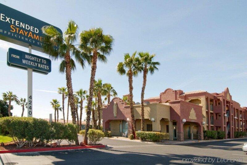 Crossland Economy Studios - Las Vegas - Boulder Highway