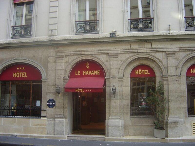 Hôtel Havane