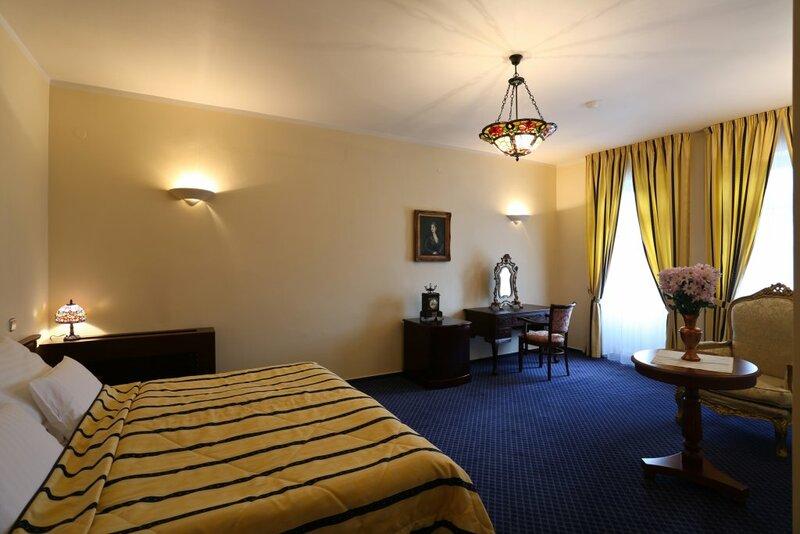 Отель Castle Větrov