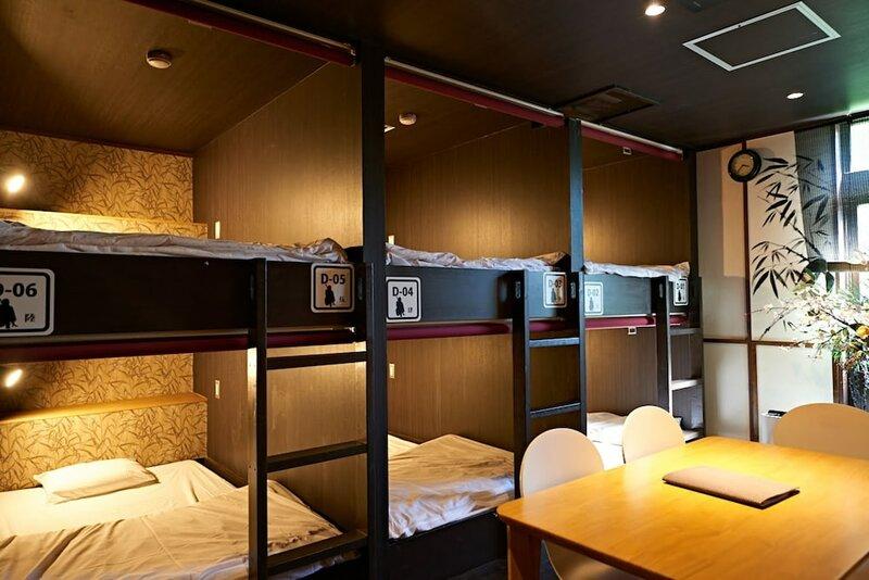 The Ryokan Tokyo Yugawara - Hostel