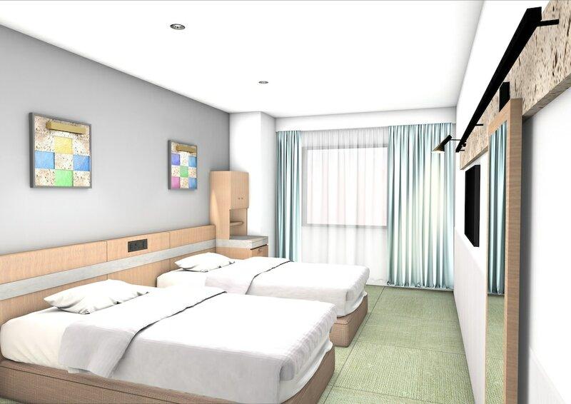 Okinawa Hinode Resort & Hot Spring Hotel
