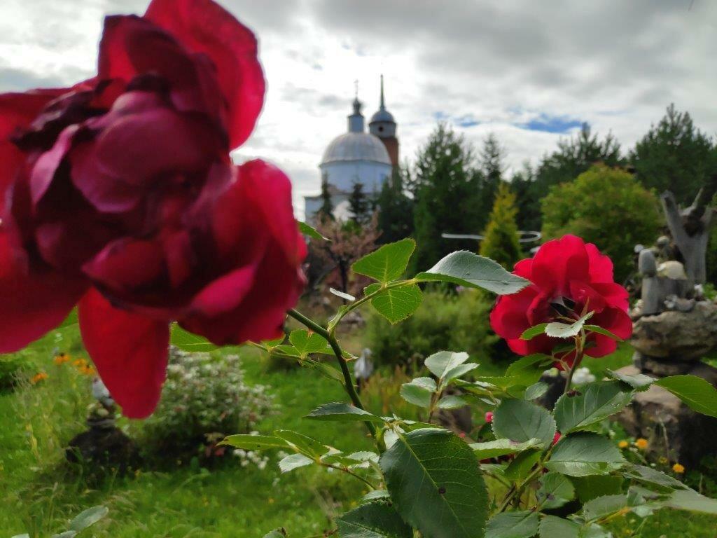 православный храм — Свято-Никитинский Храм село Берёзово — Тульская область, фото №2