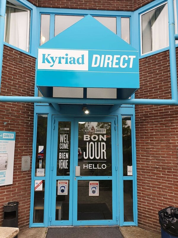 Kyriad Direct Lille Est - Stade Pierre Mauroy
