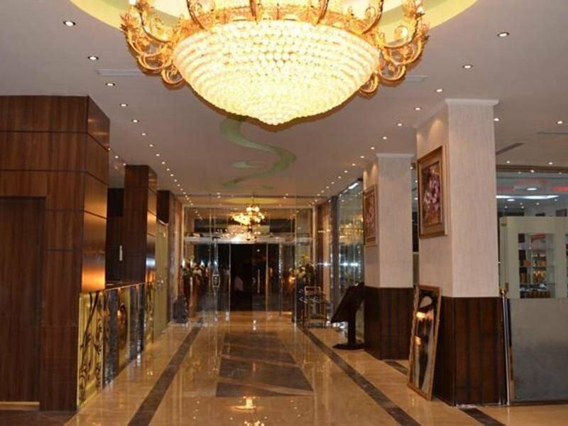 Le Park Concord Hotel - Hafer Albatin