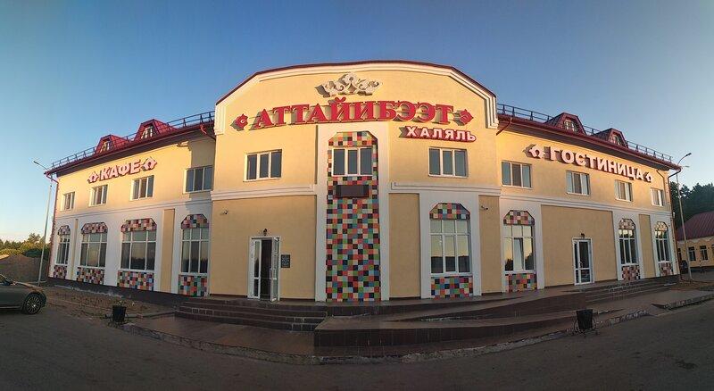 Гостиница Аттайибээт