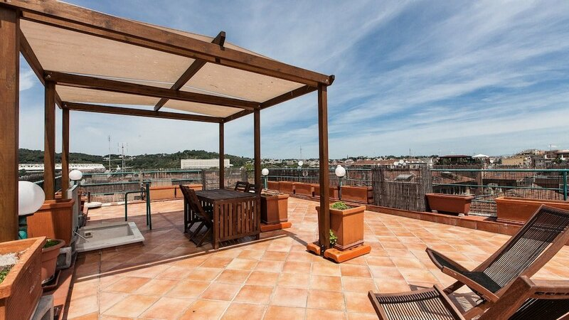 Rental in Rome Maxxi Penthouse