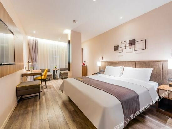 Home Inn Plus-Shanghai Pudong Xinjinqiao Road