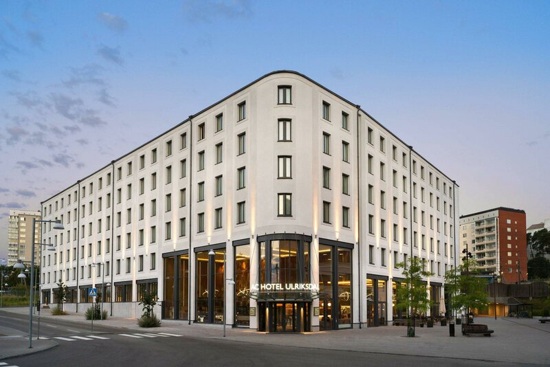 Ac Hotel by Marriott Stockholm Ulriksdal