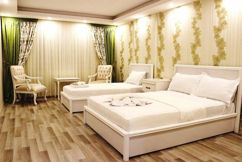 Отель Zeugma Park Hotel