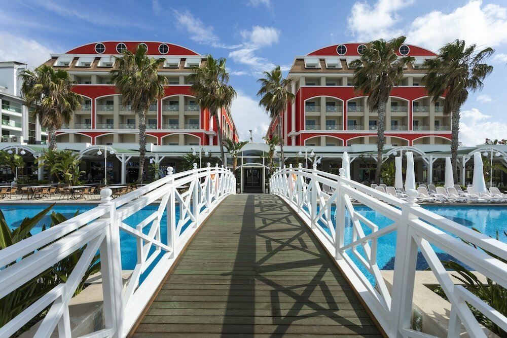 otel — Orange County Resort Hotel Belek — Serik, foto №%ccount%