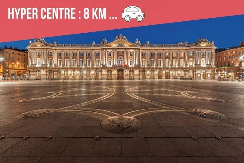 Sejour Toulouse Le Peuplier