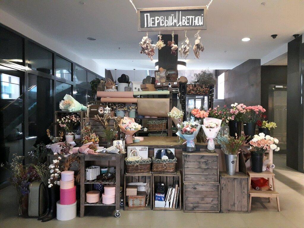 магазин цветов — Первый цветной — Минск, фото №2