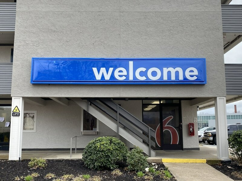 Motel 6 Memphis, Tn - Downtown
