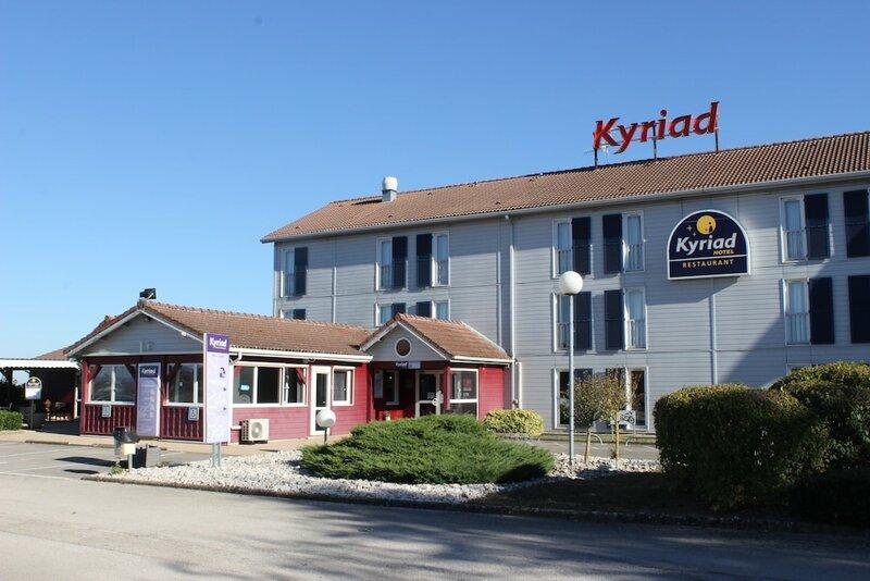 Kyriad Dijon Longvic