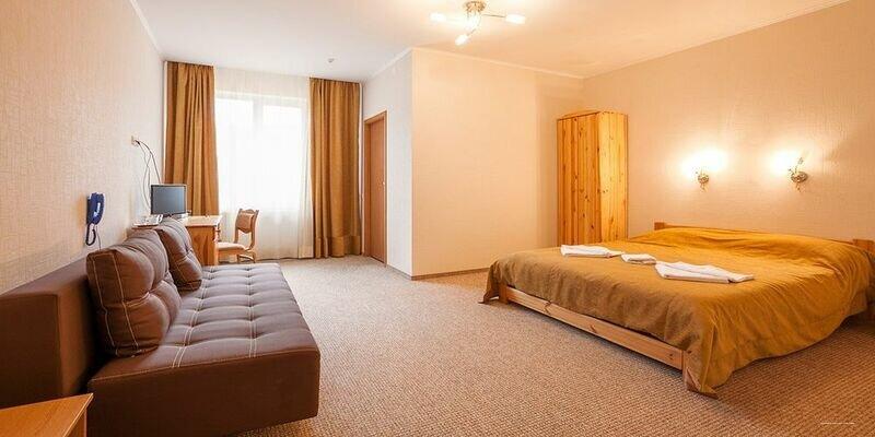 Отельный комплекс Межгорье