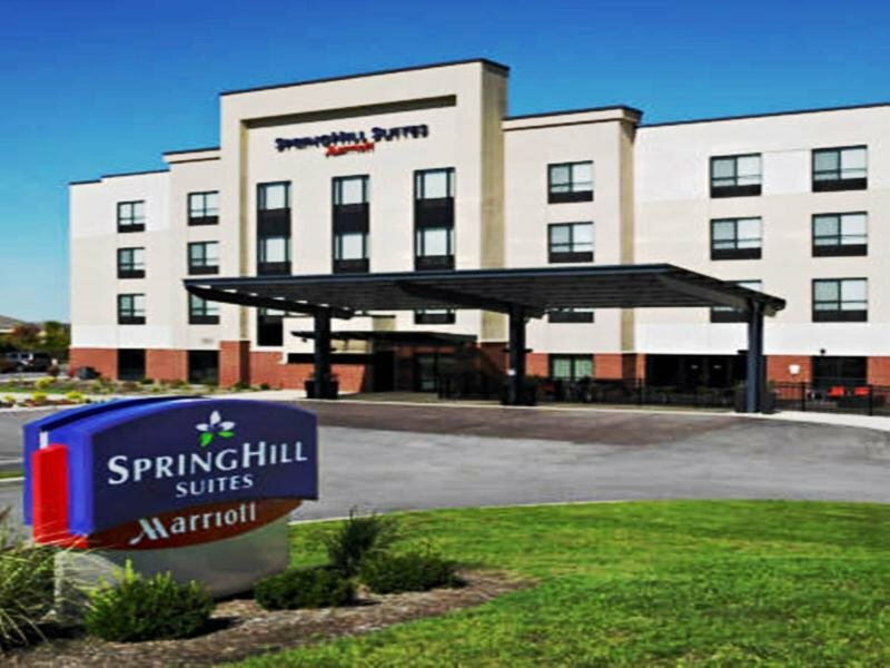 Springhill Suites by Marriott Airport Earth City