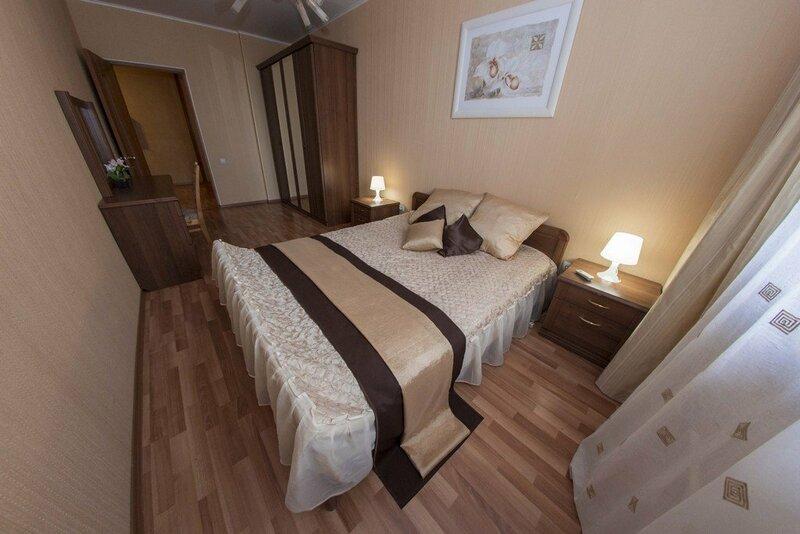 Апарт-отель на Мингажева