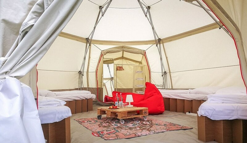 Camp Moeve - Glamping in der Lausitz