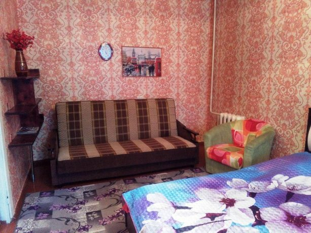 Apartment on Olimpiyskaya