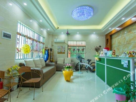 Shenzhen Dizhi Qiniangshan Xingqing Inn