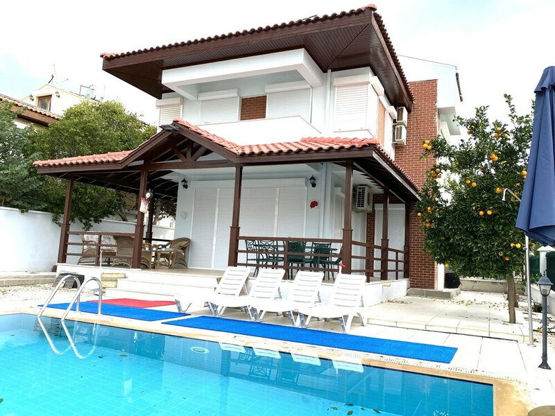 Stunning 3-bed Villa With in Kadriye belek Antalya