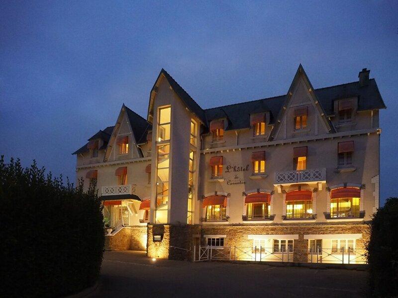 Lhotel De Carantec