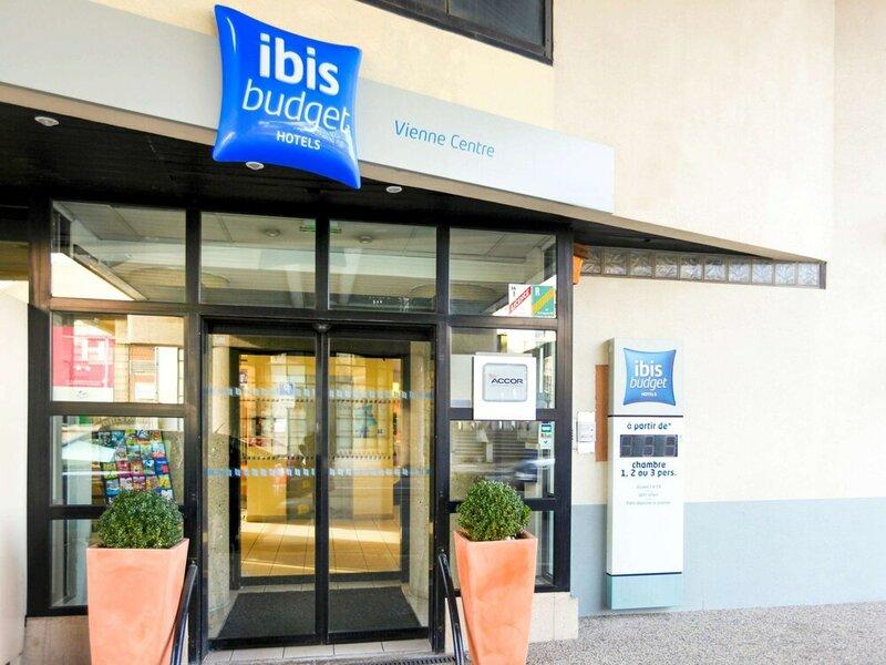 Ibis budget Vienne Sud