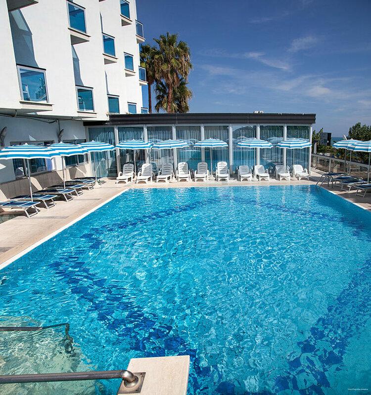 Hotel King Alba Adriatica