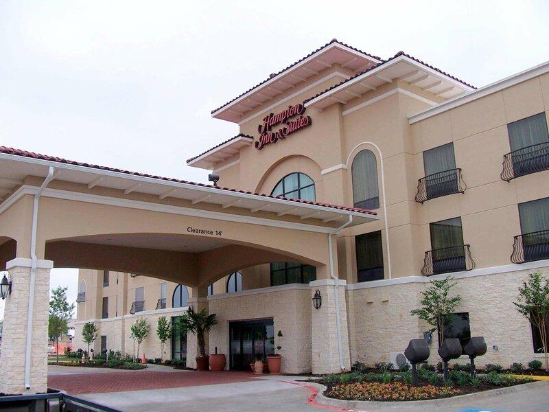 Hampton Inn & Suites Del Rio, Tx