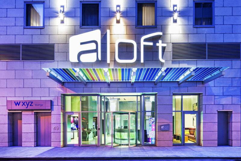 Aloft Manhattan Downtown - Financial District