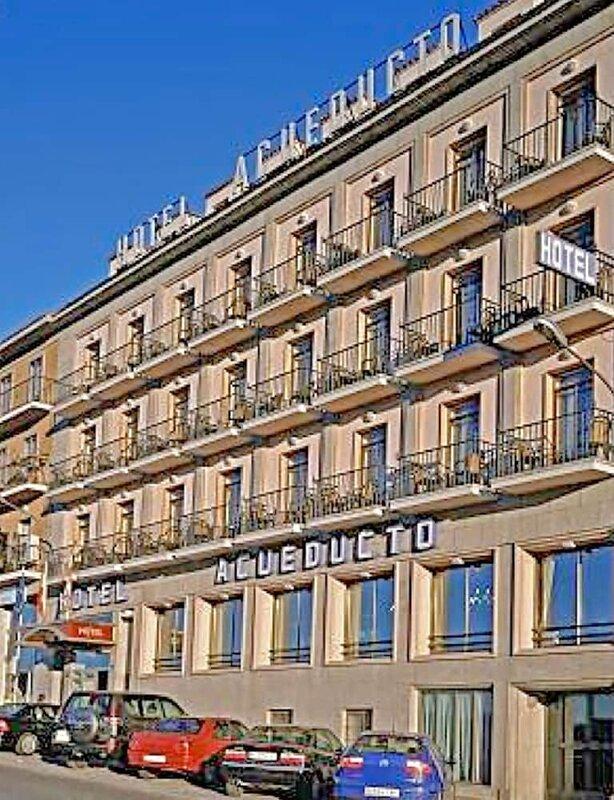 Hotel Ele Acueducto
