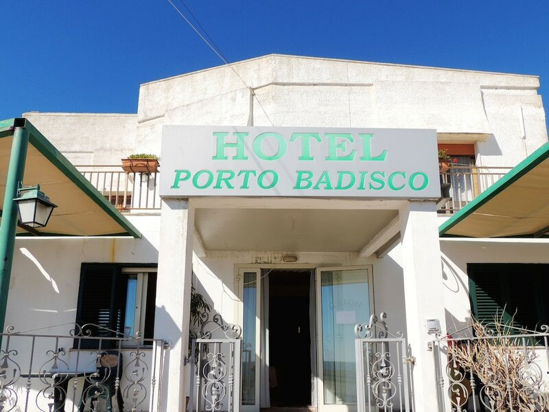 Hotel Porto Badisco