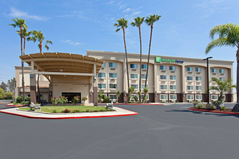 Holiday Inn Express Colton-Riverside North, an Ihg Hotel