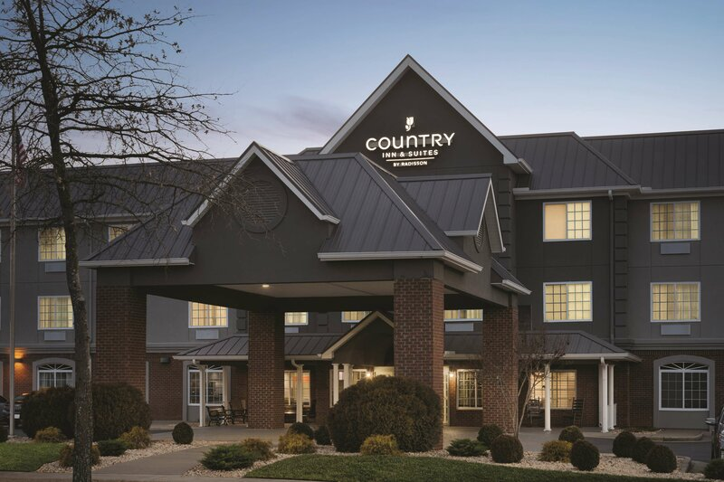 Country Inn & Suites by Radisson Madison Al