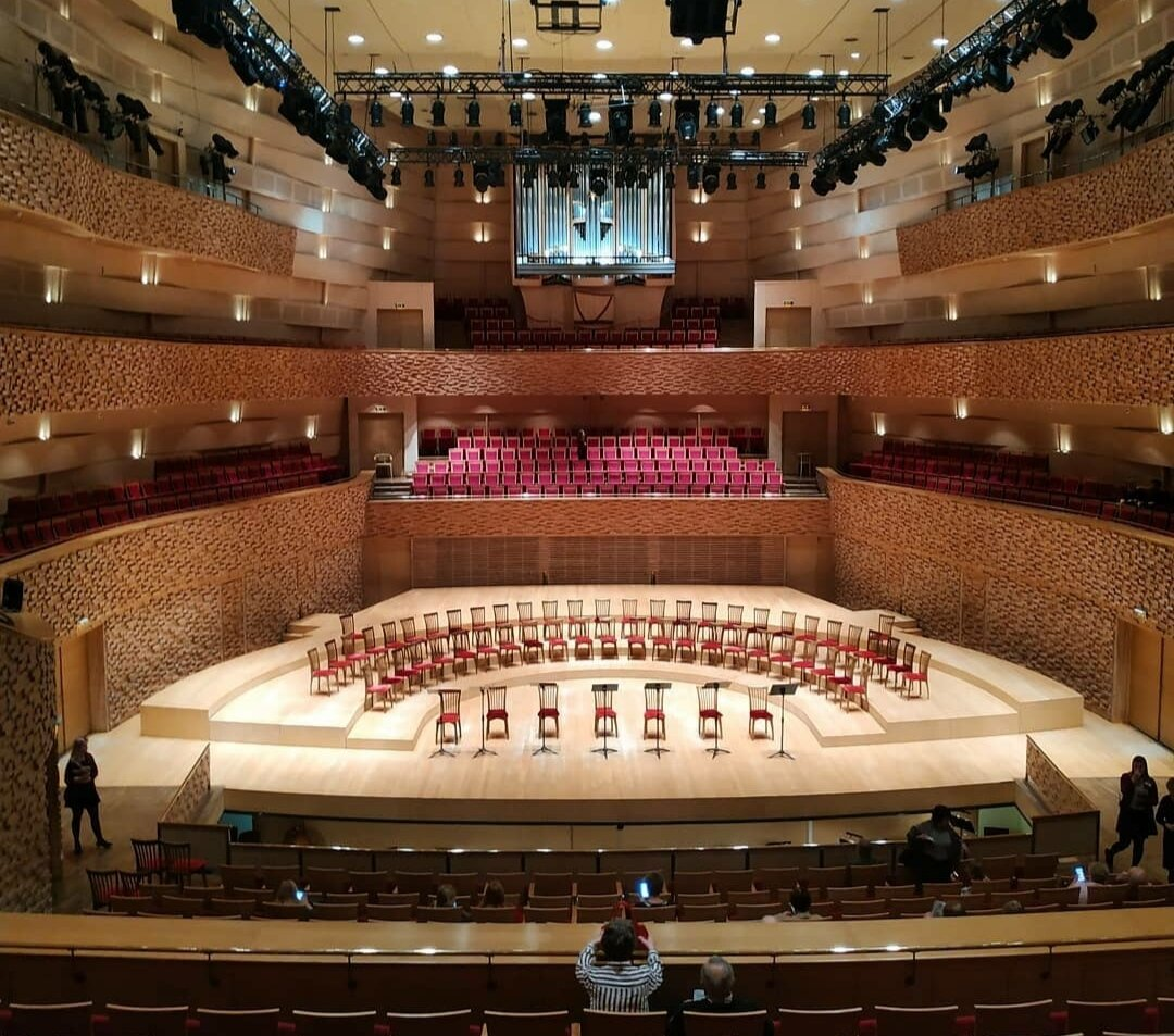 концертный зал санкт петербург фото винтовых конвейеров осуществляется