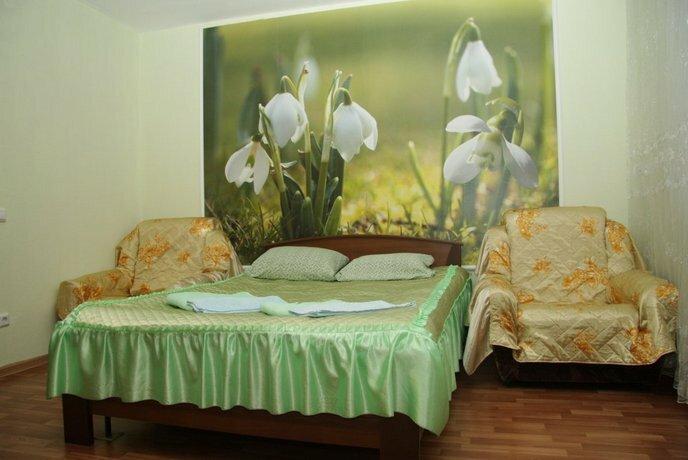 Апартаменты Солнечная Квартира у Березовой Рощи