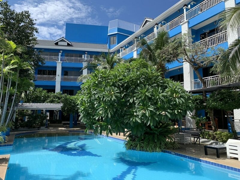 Blue Garden Resort Pattaya