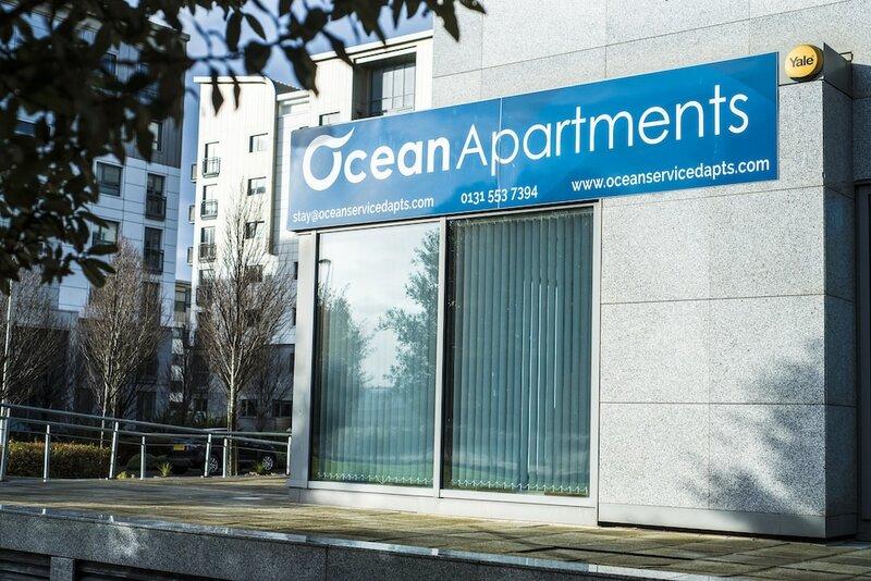 Hot-el-apartments Edinburgh Waterfront