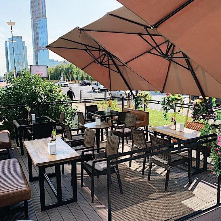 бар, паб — Шеff — Нур-Султан (Астана), фото №1