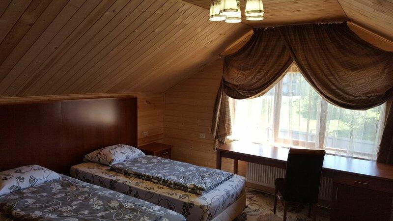 Гостевой дом Ореховая роща в Даховской