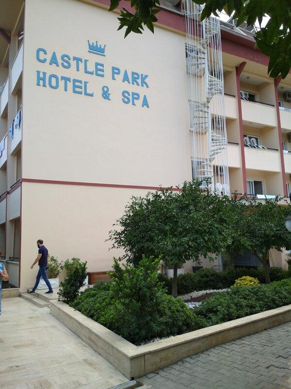 Castle Park Hotel
