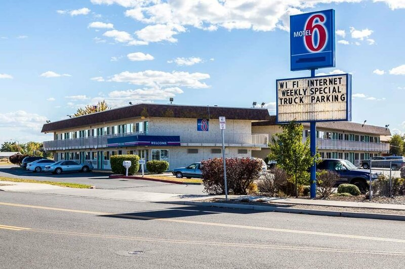 Motel 6 Moses Lake, Wa