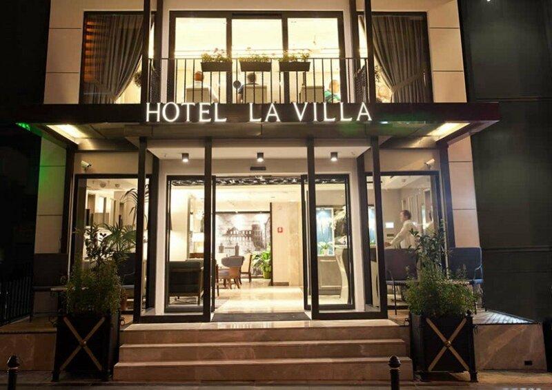 Hotel La Villa Istanbul