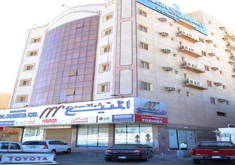 Abha Al Qosour Apartment 12